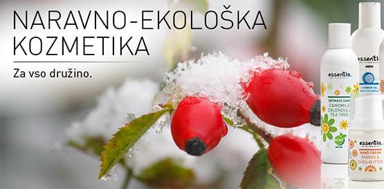 Naravna ekološka kozmetika - Essentiq
