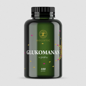 Glukomanan 100g v prahu